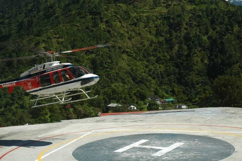 Badrinath Tour by Helicopter